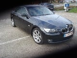 Photo BMW 325 occasion Noir 157000 Km 2009 9.000 eur