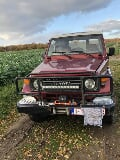Photo Jeep Toyota land cruiser hzj73