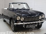Photo Triumph Vitesse cabriolet 1970 Body off...