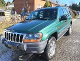 Photo Jeep Grand Cherokee 3.1td 01/2000 utilitaire