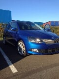 Photo Skoda fabia essence turbo 95 cv