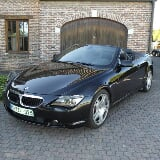 Photo Bmw 630 i cabrio full option automatic 120.000km