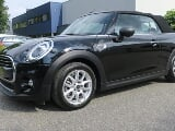 Photo MINI One Cabrio occasion Noir 21000 Km 2018...