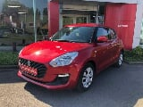 Photo Suzuki Swift occasion Rouge 6632 Km 2018 12.290...