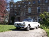 Photo Peugeot 404 Cabriolet Injection'67