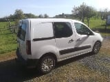 Photo Citroën Berlingo blanc utilitaire 52000km