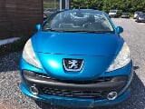 Photo Peugeot 207 1.6 HDi Pack FAP, Cabriolet,...