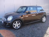 Photo Mini cooper d 1.6 DPF panoramisch open dak