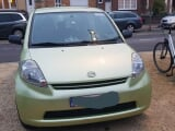 Photo Daihatsu sirion essence 2005