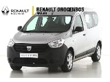 Photo Dacia DOKKER occasion Argent 8151 Km 2013 7.990...