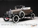 Photo Ford Model A Roadster'29