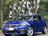 Photo Peugeot 308 1.5 bluehdi gt line (eu6.2)