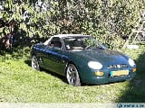 Photo Cabriolet MGF