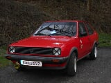 Photo Vw polo derby 86c wolsburg 1.3cc. 1986 ancetre