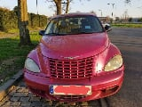 Photo Chrysler Pt Cruiser Pink