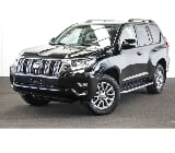 Photo 2018 Toyota Landcruiser Prado 4X4