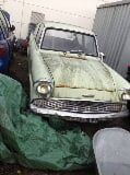 Photo Ford anglia deluxe oldtimer