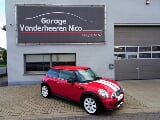Photo Mini one d 1.6d navi, striping, cruise, blueth,...
