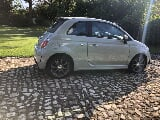 Photo Abarth 500C
