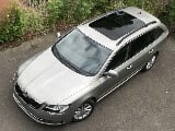 Photo Skoda Superb occasion Beige 78561 Km 2015...