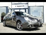 Photo Alfa Romeo Giulietta Distinctive