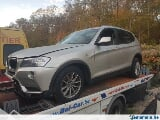 Photo Bmw X3 2.0D 4x4 automatique