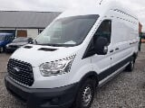 Photo Ford Transit occasion Blanc 157812 Km 2014...