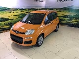 Photo Fiat Panda occasion Orange 0 Km 7.785 eur