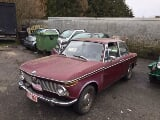 Photo Ancetre old timer bmw 1600 1971