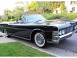 Photo Lincoln continental essence 1965