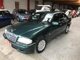 Photo Mercedes-Benz C 200 occasion Vert 211000 Km...