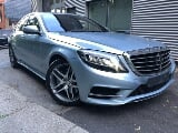 Photo Mercedes-benz s 350 amg line full