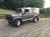 Photo Land Rover Defender 110 TD5