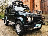 Photo Land Rover Defender 110 Pick up dcpu 2.2d