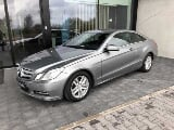 Photo Mercedes-Benz E 220 CDI BE Coupe