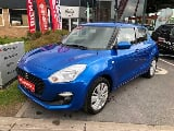 Photo Suzuki Swift occasion Bleu 18587 Km 2018 12.490...
