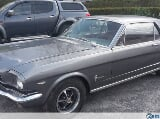 Photo Ford Mustang Coupe 1966