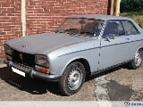 Photo Peugeot 304 s coupe, dans un bel etat d'origine
