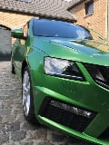 Photo Skoda Octavia 2.0 CR TDi 4x4 Style DSG Break RS