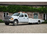 Photo Ford F 450 occasion Blanc 151771 Km 2000 24.850...
