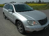 Fotografie Chrysler Pacifica 4,0 LPG