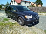 Fotografie Chrysler Town & Country 3,6L Touring L 3xDVD