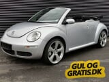 Foto VW New Beetle k�bes/byttes