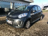 Foto Citroën C1 1,0i Exclusive 5d