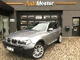 Foto BMW X3 D Steptr