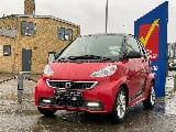 Foto Smart Fortwo Coupé Electric Drive 3d