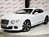 Foto Bentley Continental GT