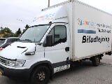 Foto Iveco Daily 35S12 4100mm 2,3 D 116HK Ladv....