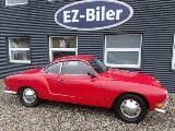 Foto 1971 VW Karmann Ghia 1,6 Coupe · 2 dørs 96.000...