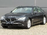 Foto BMW 730d 3,0 Steptr. 4d